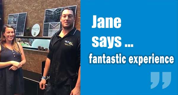 Jane Customer Review from Bellbowrie