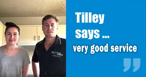 Tilley Customer Review from Bellbowrie